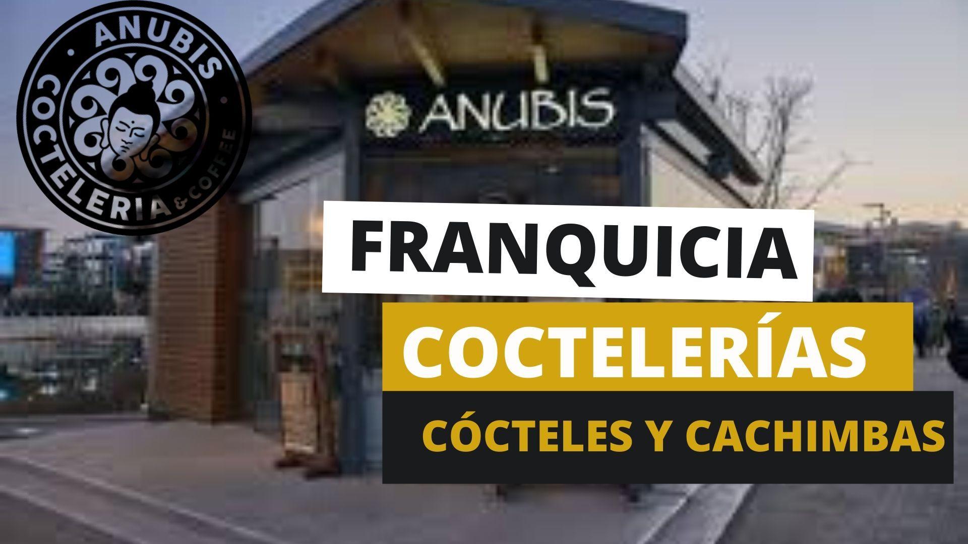 FRANQUICIA COCTELERIA MADRID