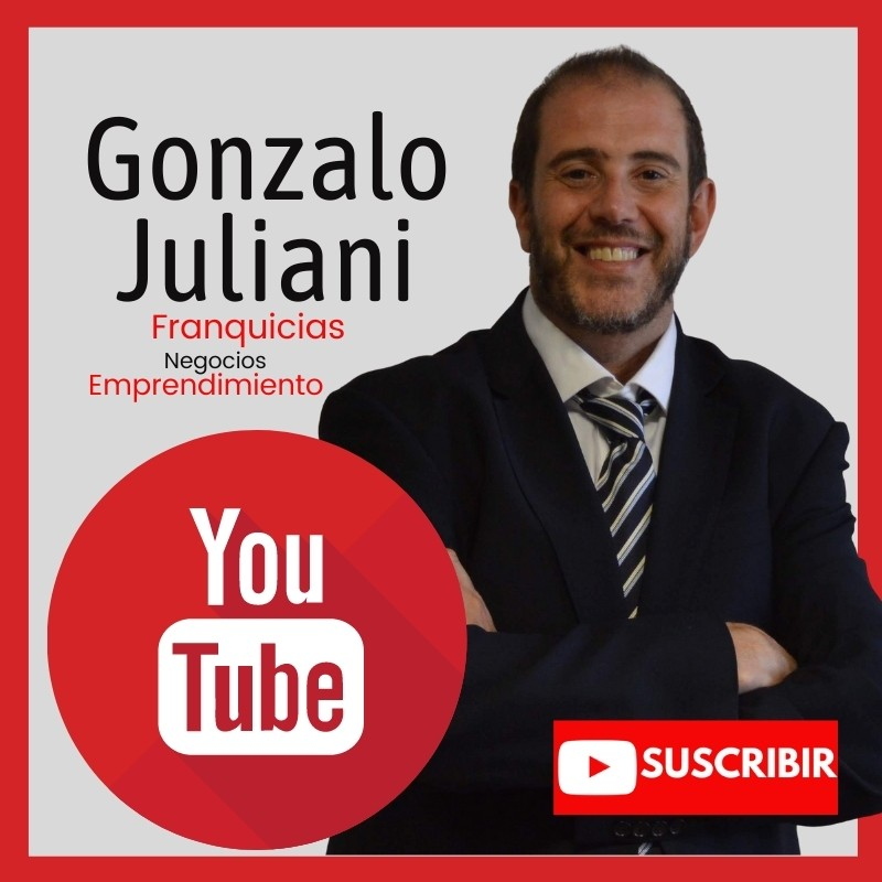 Canal Youtube Franquicias