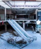 centros comerciales cerrados